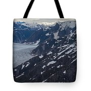 Coastal Range Awakening Tote Bag