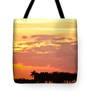 Coastal Sunset Boynton Beach Florida Tote Bag