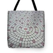 Cobblestone Sun Tote Bag