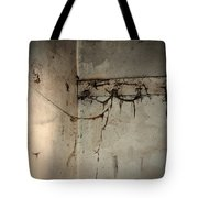 Cobwebs On The Clothes Hook Tote Bag