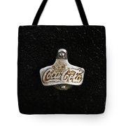 Coca Cola Bottle Opener Tote Bag