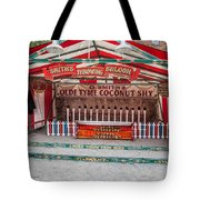 Coconut Shy Tote Bag by Adrian Evans