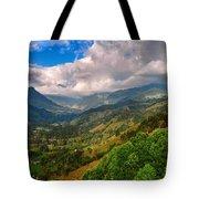 Cocora Valley Tote Bag