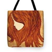 Coffee Break Coffee Painting Tote Bag