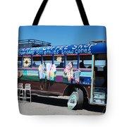 Coffee Bus Tote Bag