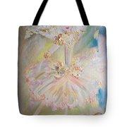 Coffee Fairy Tote Bag