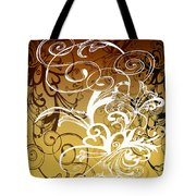 Coffee Flowers 1 Calypso Tote Bag