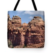 Coffee Pot Rock Formation Tote Bag
