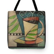 Coffee Puts You To Sleep Poster Tote Bag