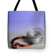 Coiled Wires Tote Bag