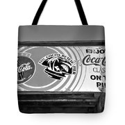 Coke At The Pier Tote Bag