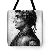 Cola Di Rienzo (1313-1354) Tote Bag