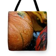 Cold And Wet Tote Bag