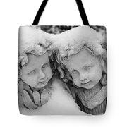 Cold Comfort Tote Bag