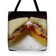 Cold Cut Sandwich Tote Bag