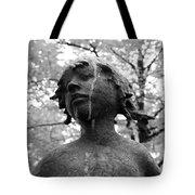 Cold Girl Tote Bag