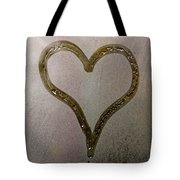 Cold Heart Tote Bag