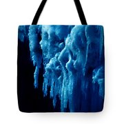 Cold Ice Tote Bag