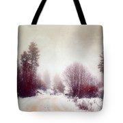 Cold Road Tote Bag