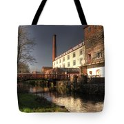 Coldharbour Mill Tote Bag