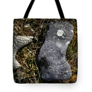 Colettes Integration With The Old Ancient Stones On The Island Samsoe Denmark 3  Tote Bag
