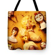 Collectable Dolls Tote Bag by Garry Gay