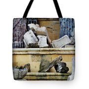 Collection Of Artifacts Number 2 Tote Bag