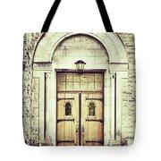 Collegiate Tote Bag