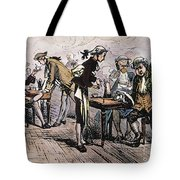 Colonial Coffee House Tote Bag