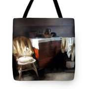 Colonial Nightclothes Tote Bag
