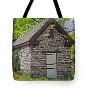 Colonial Stone Ice House Tote Bag