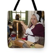 Colonial Wigmaker Tote Bag