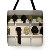 Colonial Wigs Display Tote Bag