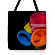 Color Balloons Tote Bag