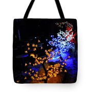 Color Berries Tote Bag