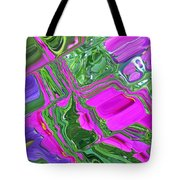 Color Craze Tote Bag