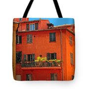 Color In Provence Tote Bag