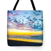 Color In The Sky Tote Bag