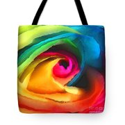 Color Launch Tote Bag