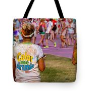 Color Me Drunk Tote Bag