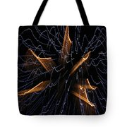 Color Me Electric Tote Bag