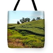 Color Me Green Tote Bag