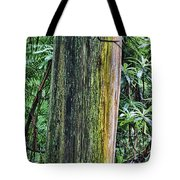 Color Of The Trees Tote Bag