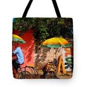 Color Tote Bag by Skip Hunt