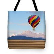 Colorado Ballooning Tote Bag