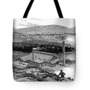 Colorado: Durango, 1883 Tote Bag