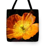 Colorado Flower Tote Bag
