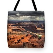 Colorado In The Canyons Tote Bag