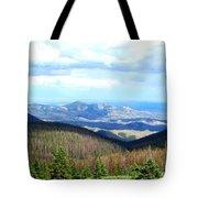 Colorado Landscape Tote Bag