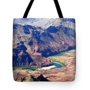 Colorado River IIi Tote Bag
